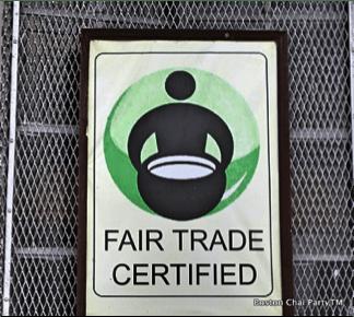 Fair Trade Tea Leaves Important